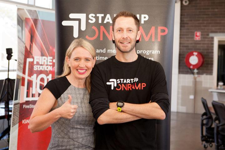 Meet Colin Kinner, Startup Onramp Founder